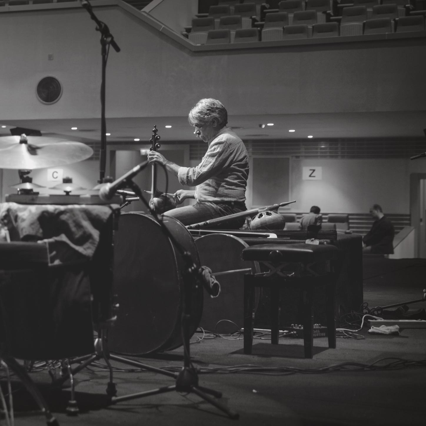 Kayhan Kalhor Official Website